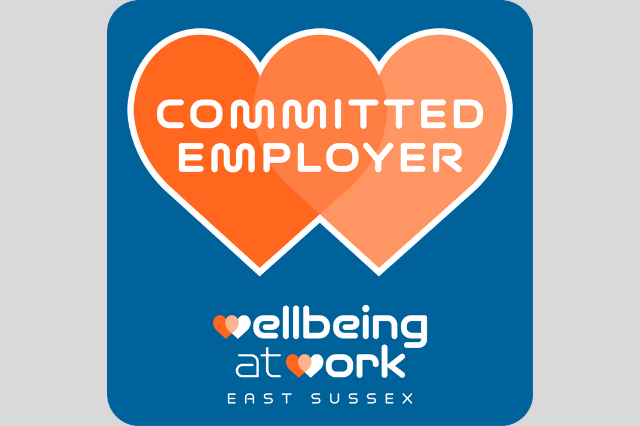 Committed Employer Award Badge