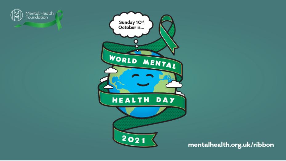 Logo for World Mental Health Day